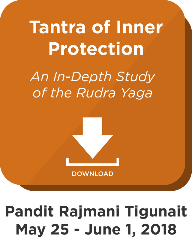 Tantra of Inner Protection: Digital Download