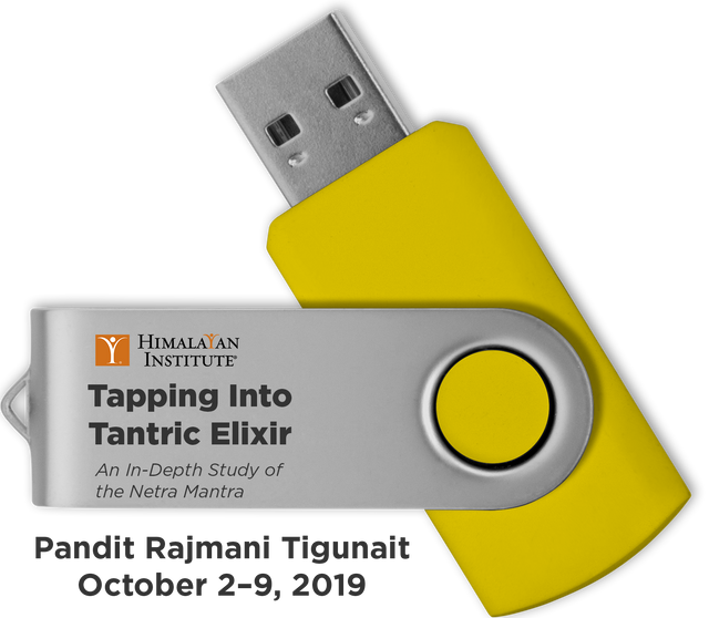Tapping into Tantric Elixir: USB Audio