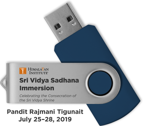 Sri Vidya Sadhana Immersion: USB Audio