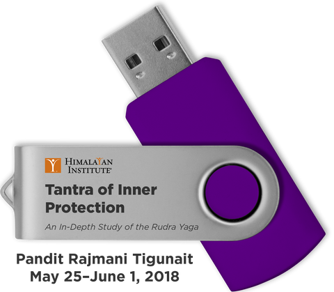 Tantra of Inner Protection: USB Audio