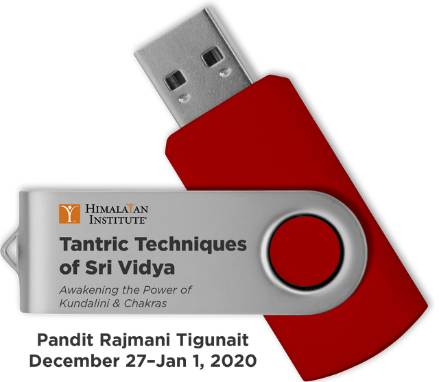 Tantric Techniques of Sri Vidya: USB Audio