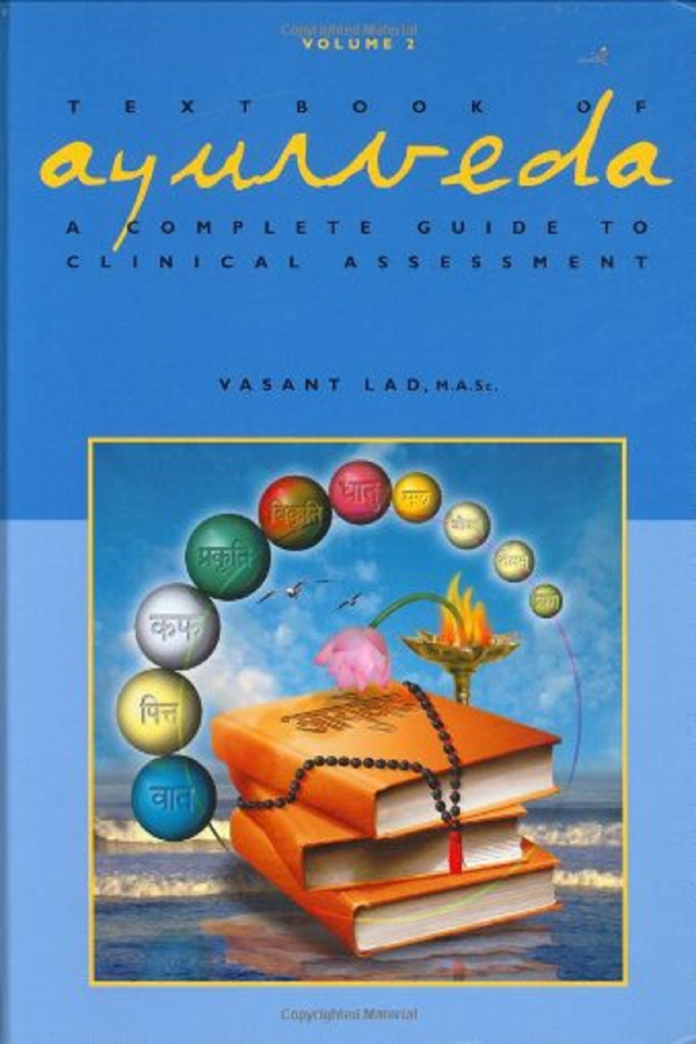 Textbook of Ayurveda Vol. 2