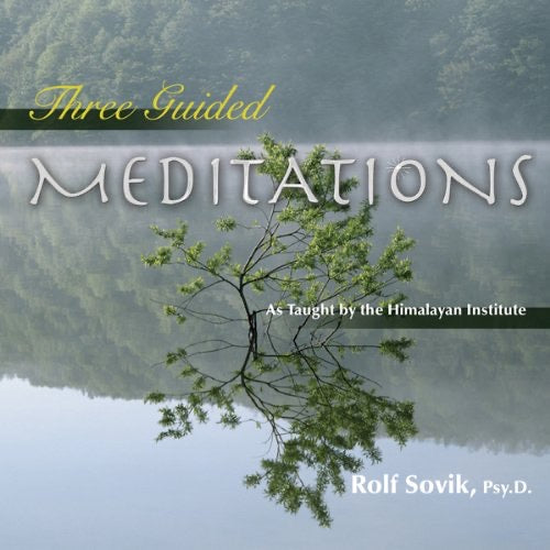 Three Guided Meditations (Audio Download)