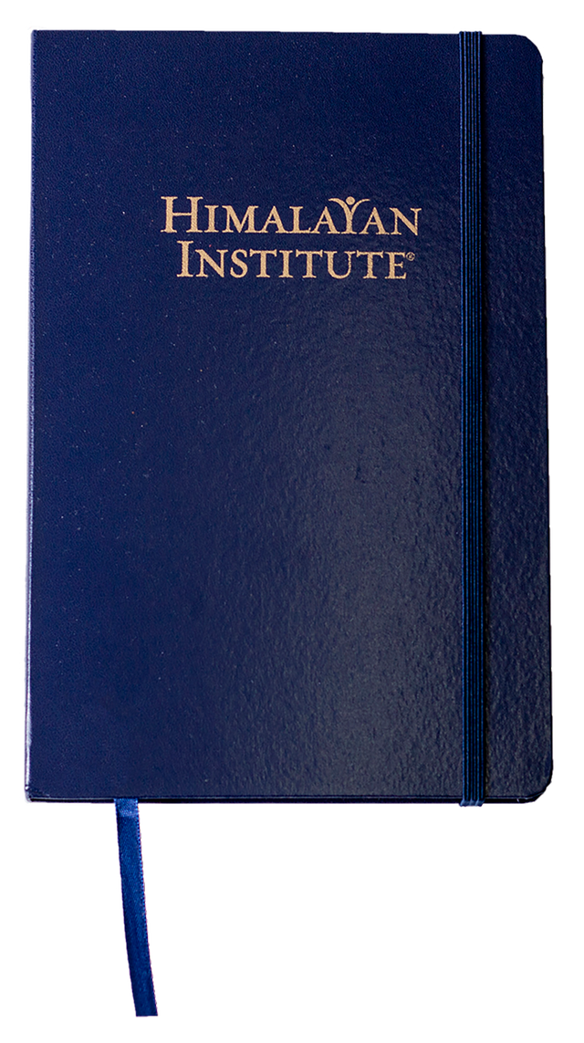 Himalayan Institute Hard Cover Journal Book