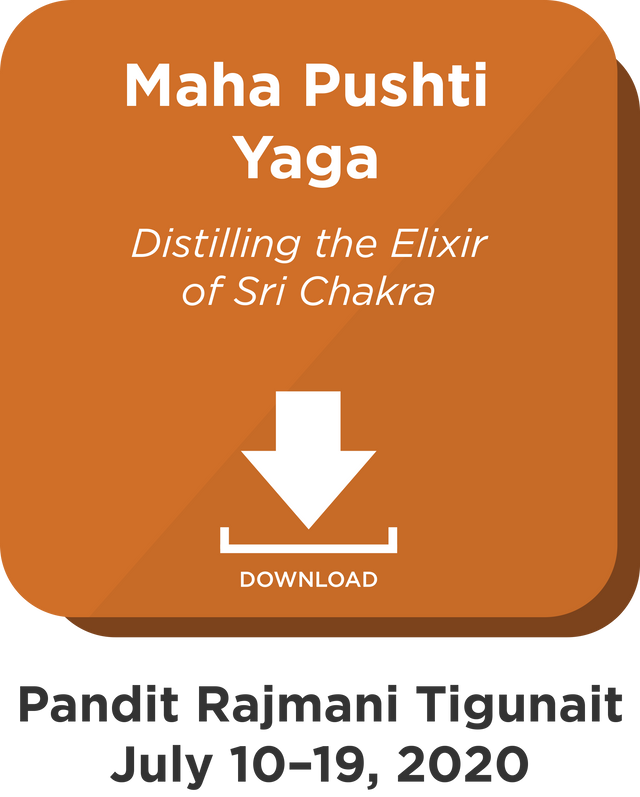 Maha Pushti Yaga: Digital Download