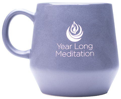 Year Long Meditation Mug