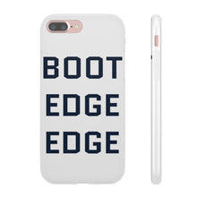 Load image into Gallery viewer, Dark Blue Boot Edge Edge iPhone Case - Boot Edge Edge Merch