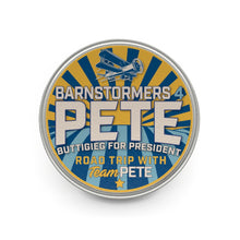 Load image into Gallery viewer, Barnstormers 4 Pete Lapel Pin