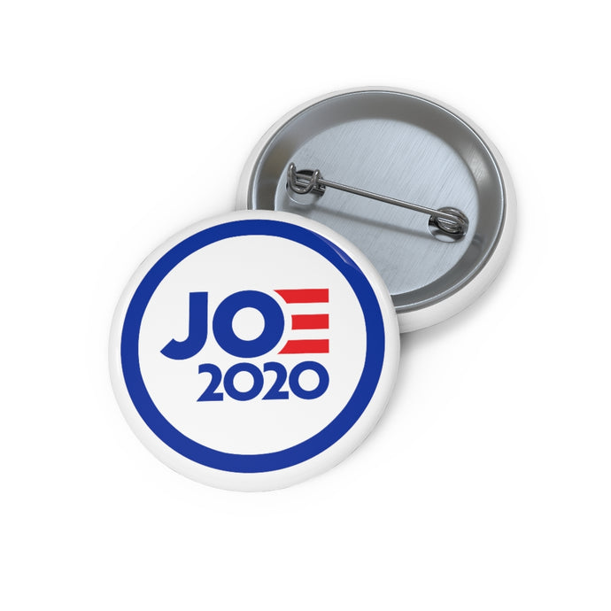 Joe 2020 Button - Boot Edge Edge Merch