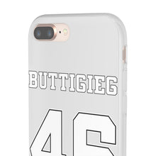 Load image into Gallery viewer, Buttigieg 46 White Logo iPhone Case - Boot Edge Edge Merch