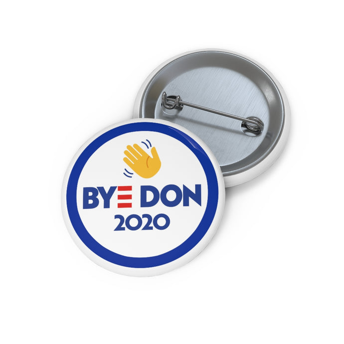 Bye Don Button - Boot Edge Edge Merch