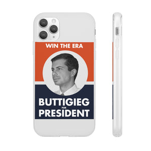 Win The Era Campaign Poster Phone Case. - Boot Edge Edge Merch