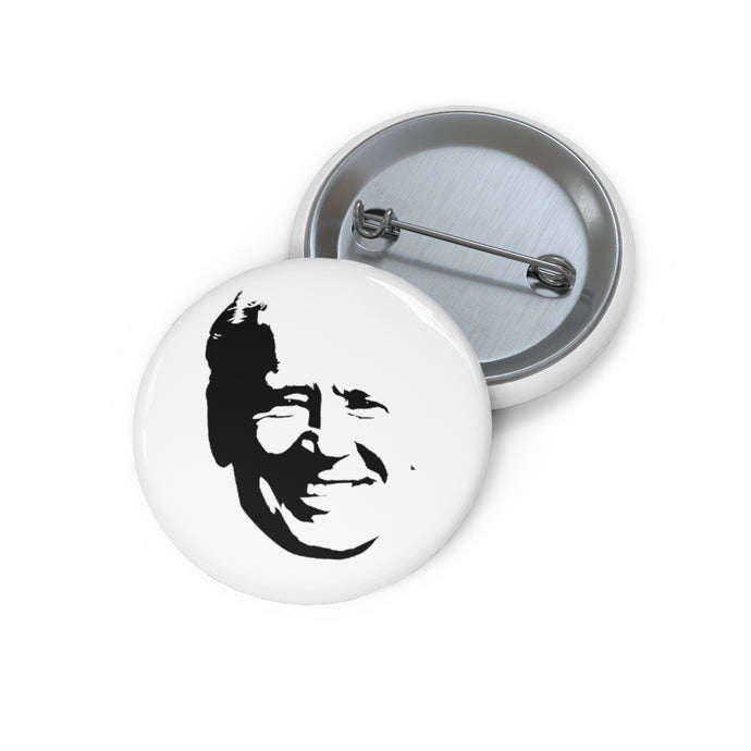 Joe Biden Face Button - Boot Edge Edge Merch