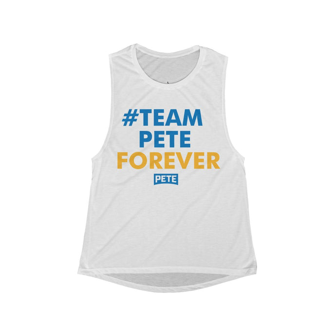 #TeamPeteForever Tank Top - Boot Edge Edge Merch