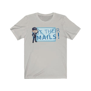 But Their Emails! Yang T-Shirt
