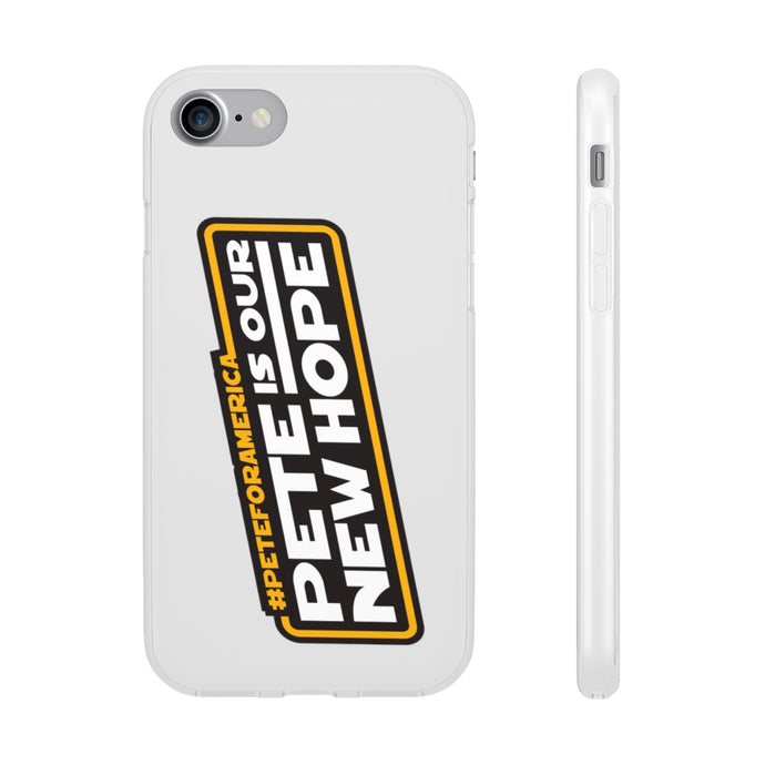 Pete Is Our New Hope iPhone Case - Boot Edge Edge Merch