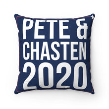 Load image into Gallery viewer, Pete & Chasten 2020 Pillow - Boot Edge Edge Merch