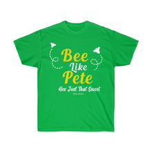 Load image into Gallery viewer, Bee Like Pete, He's Just That Sweet! T-Shirt - Boot Edge Edge Merch