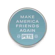 Load image into Gallery viewer, Make America Friends Again Lapel Pin - Boot Edge Edge Merch