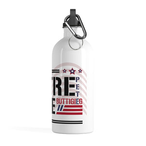 Notre Dame For Pete Buttigieg Stainless Steel Water Bottle