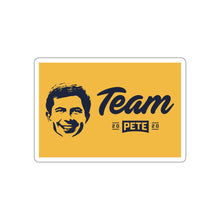 Load image into Gallery viewer, Team Pete 2020 Sticker - Boot Edge Edge Merch