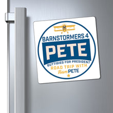 Load image into Gallery viewer, Barnstormers 4 Pete Magnet - Boot Edge Edge Merch