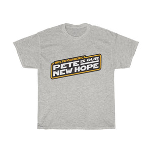 Pete Is Our New Hope #PeteForAmerica T-Shirt - Boot Edge Edge Merch