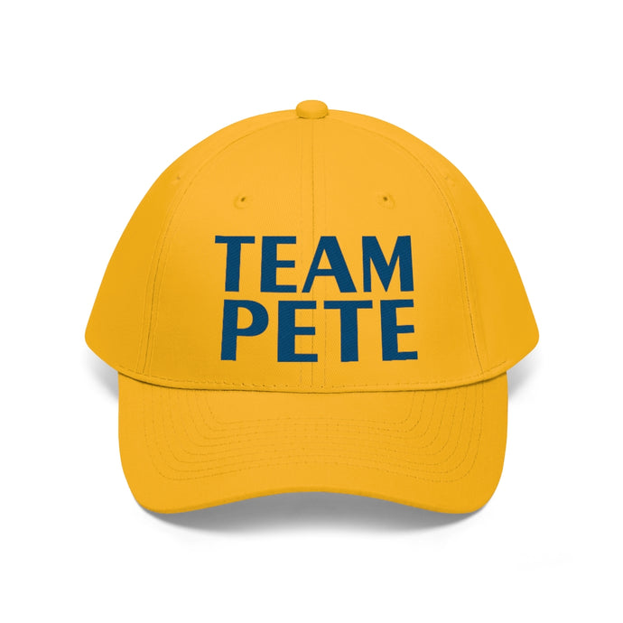 Team Pete Baseball Cap - Boot Edge Edge Merch
