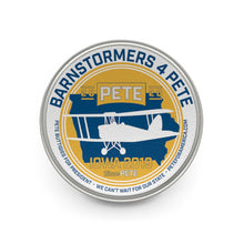 Load image into Gallery viewer, Barnstormers 4 Pete Lapel Pin - Boot Edge Edge Merch