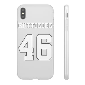 Buttigieg 46 White Logo iPhone Case