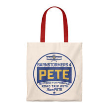 Load image into Gallery viewer, Barnstormers 4 Pete Iowa 2019 Tote