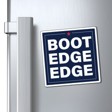 Load image into Gallery viewer, Boot Edge Edge Square Magnet - Boot Edge Edge Merch