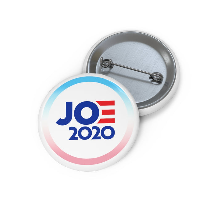 Joe 2020 Trans Pride Button - Boot Edge Edge Merch