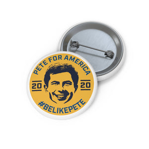 Pete For America #BeLike Pete Button Button - Boot Edge Edge Merch