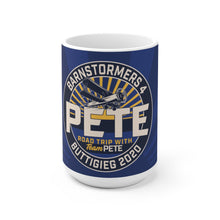 Load image into Gallery viewer, Barnstormers 4 Buttigieg 2020 Mug - Boot Edge Edge Merch