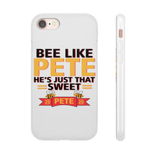 Load image into Gallery viewer, Bee Like Pete, He's Just That Sweet. iPhone case - Boot Edge Edge Merch