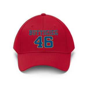 Buttigieg 46 Baseball Cap - Boot Edge Edge Merch
