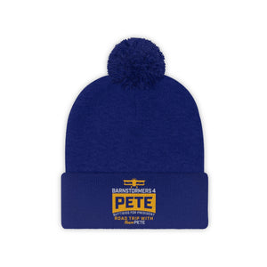 Barnstormers 4 Pete Pom Pom Hat - Boot Edge Edge Merch