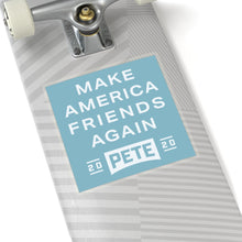 Load image into Gallery viewer, Make America Friends Again Sticker - Boot Edge Edge Merch