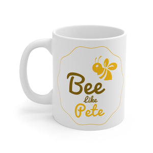 Bee Like Pete Mug