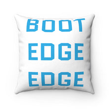 Load image into Gallery viewer, Boot Edge Edge Pillow - Boot Edge Edge Merch