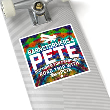 Load image into Gallery viewer, Tie Dye Barnstormers 4 Pete Sticker