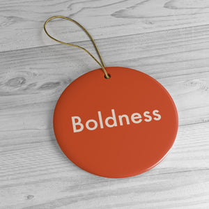 Rules Of The Road: Boldness. Ornament. - Boot Edge Edge Merch