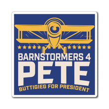 Load image into Gallery viewer, Barnstormers 4 Pete Magnet