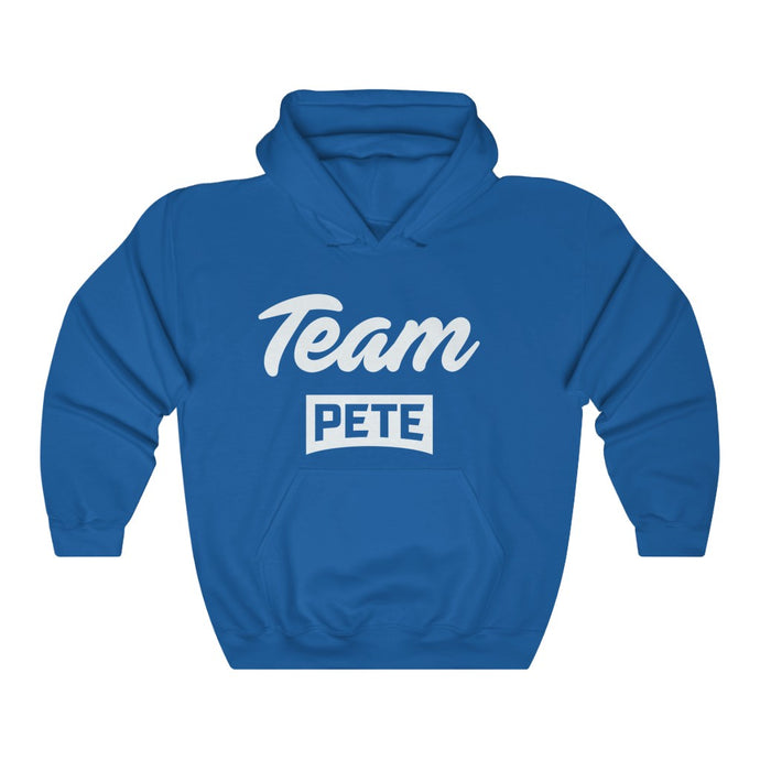 I'm With Team Pete/Rules Of The Road Hoodie - Boot Edge Edge Merch