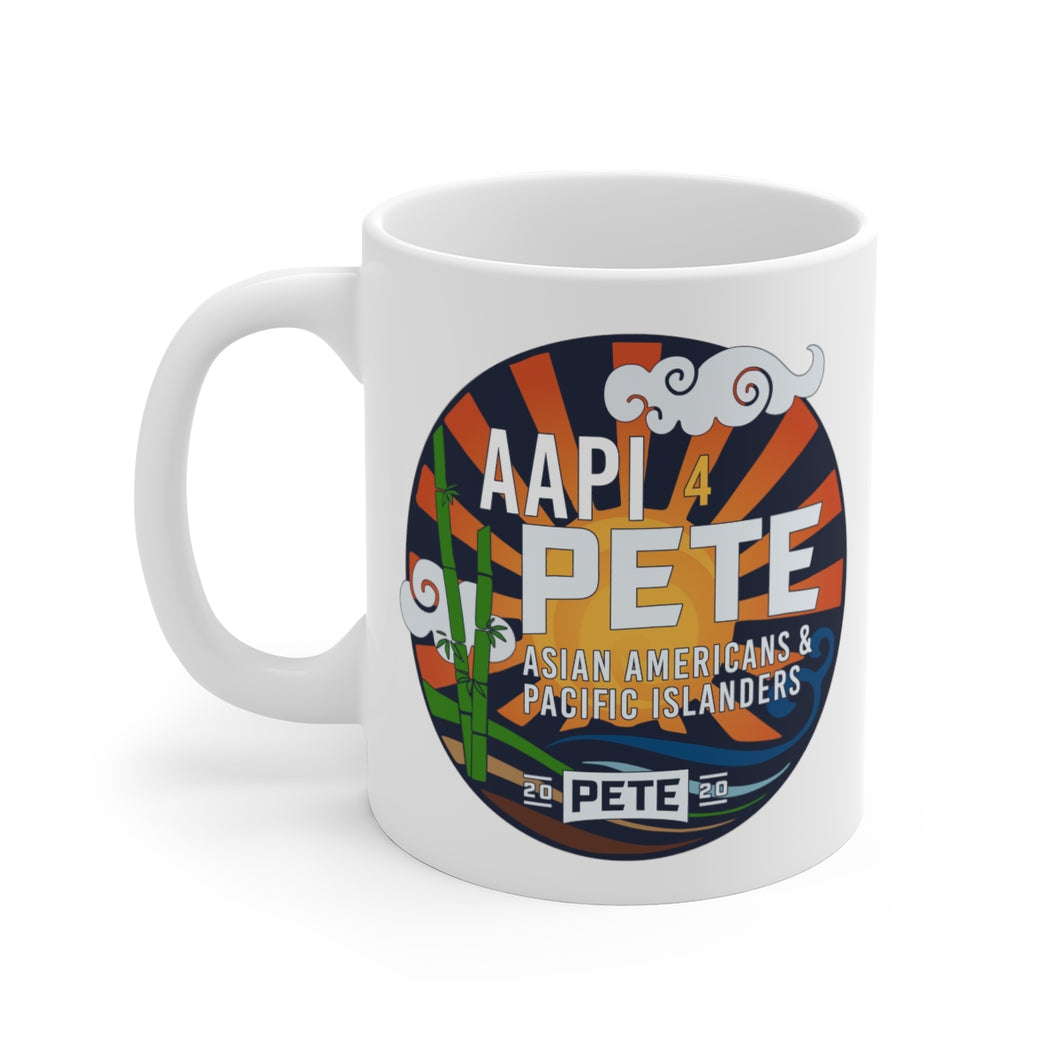 AAPI 4 Pete Mug - Boot Edge Edge Merch