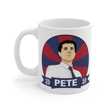 Load image into Gallery viewer, Pete 2020 Mug - Boot Edge Edge Merch