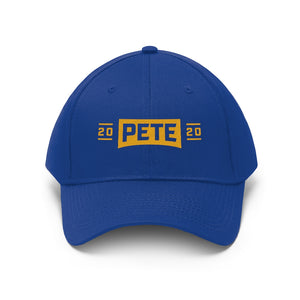 Pete 2020 Baseball Cap - Boot Edge Edge Merch