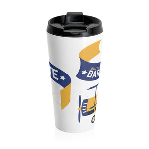 Barnstormers 4 Pete Travel Mug - Boot Edge Edge Merch