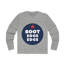Load image into Gallery viewer, Boot Edge Edge Circle Long Sleeve Crew Tee - Boot Edge Edge Merch